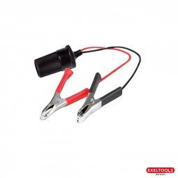 photo Battery terminal clip 12V