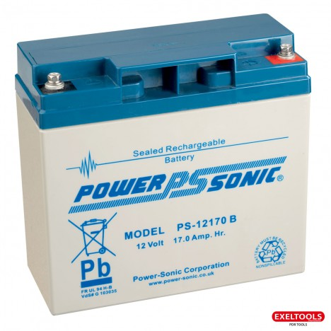 photo Batterie 12V-17Ah
