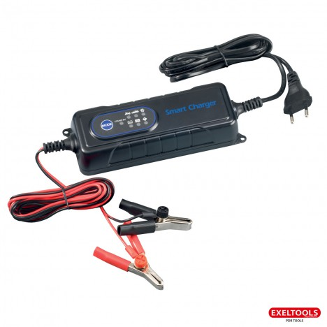 photo Chargeur de batterie 12V-4A