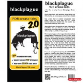 Blackplague Crease Tabs 6 ventouses