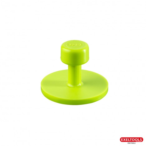 Ventouses Smooth Tabs Gang Green Edition 30 mm - pack de 10 ventouses