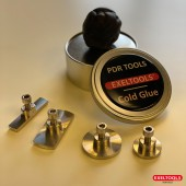 Cold Glue High Strength Adhesive Kit 4 Glue Pull Tabs