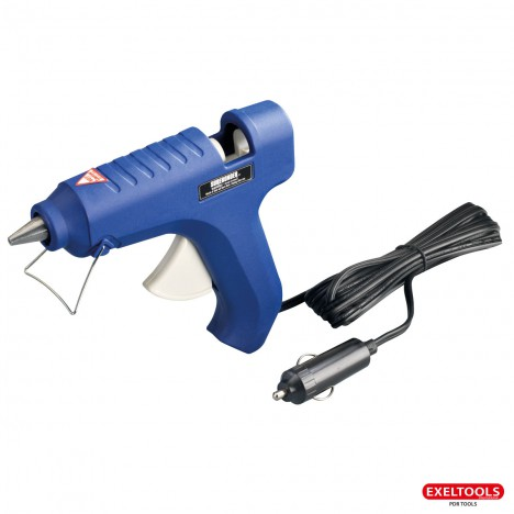 photo Klebepistole 12V blau