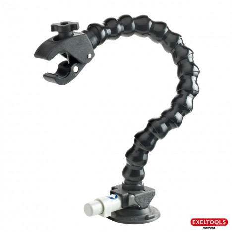 photo Claw suction cup mount
