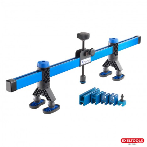 photo  K-Beam Bridge Lifter et adaptateurs
