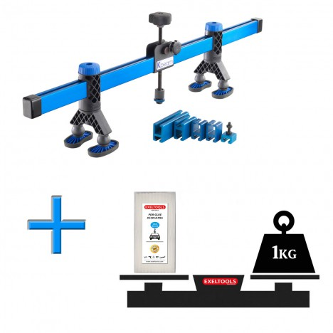 photo Promo K-Beam Bridge Lifter et adaptateurs