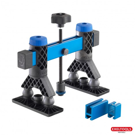 photo Keco K-Beam Jr. Mini Bridge Lifter with Adapters
