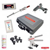 Complete bonding kit with storage case