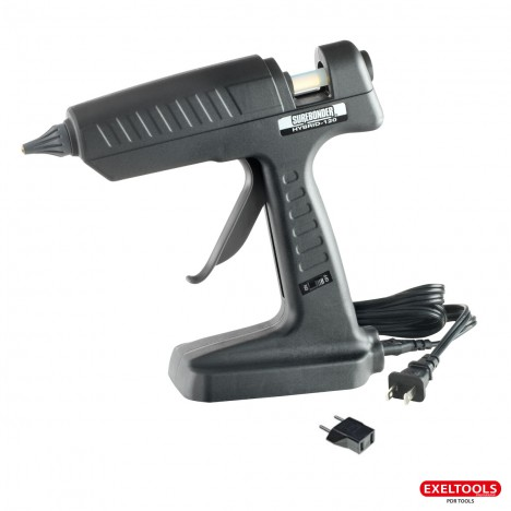 photo #2 Hybride Glue gun 12V + battery and charger
