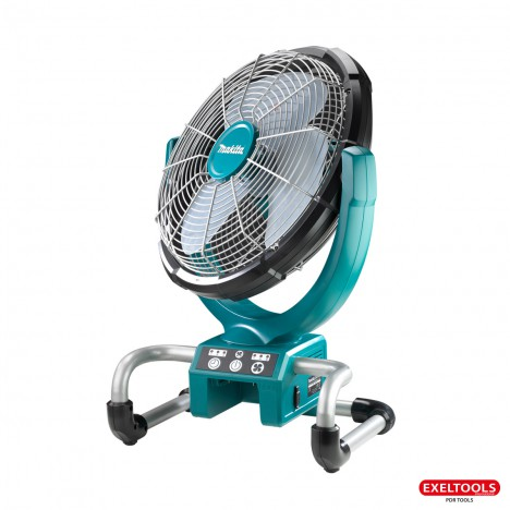 photo Ventilateur Makita 14,4 / 18V Li-Ion ou secteur