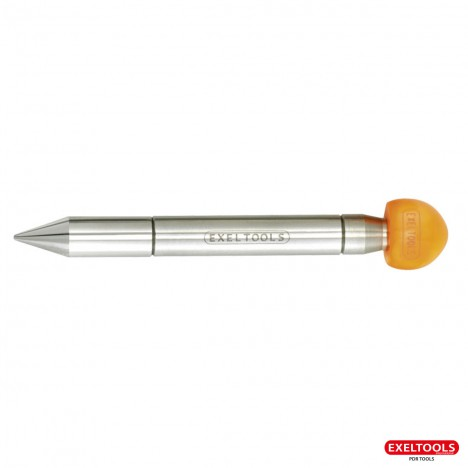 photo sharp stainless steel punch with gum