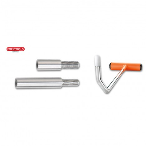 Stainless steel extension kit for X15, X16, X17, X18, X15M, X17M and X18M rods