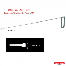 photo Icetools - Whale Tails Head Ultra Thin - Long: 20
