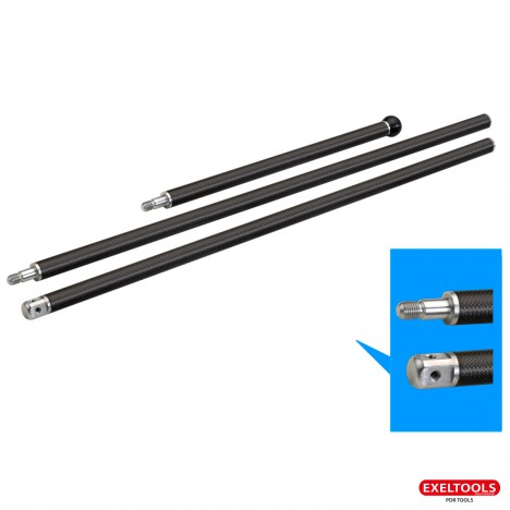 photo Carbon Rod 3 pieces special for  Hail