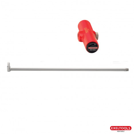 photo Interchangeable wing and roof rod - Long. 28