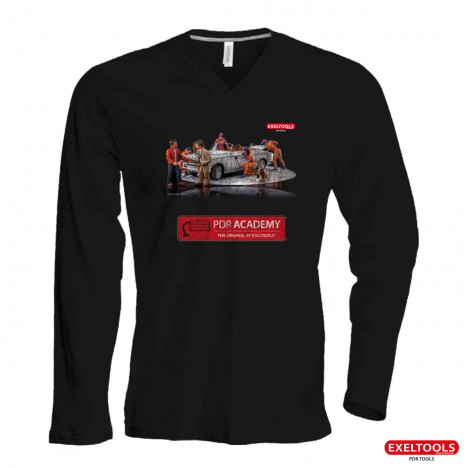 photo T-Shirt Long Sleeves Size XL