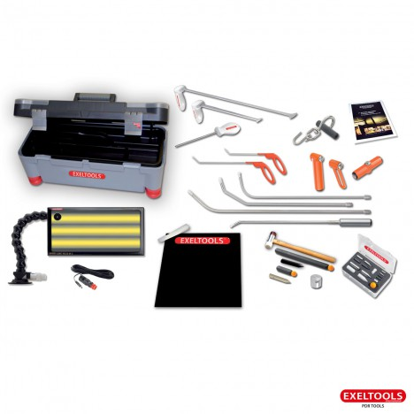photo Kit PDR - BASIC PLUS 360°- For traditional bodywork specialist