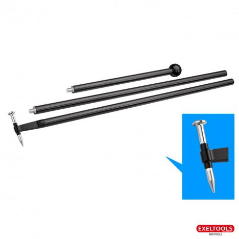 photo Carbon Rod 4 pieces special for  Hail