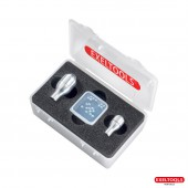 Box of 2 fixed and ball magnetic tips