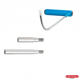 photo Stainless steel extension for 5/16