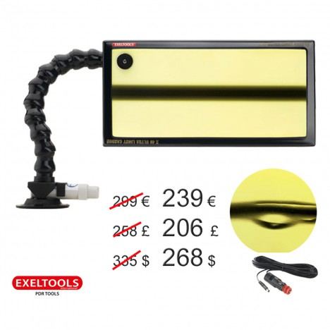 photo Promo PDR Light Carbon yellow