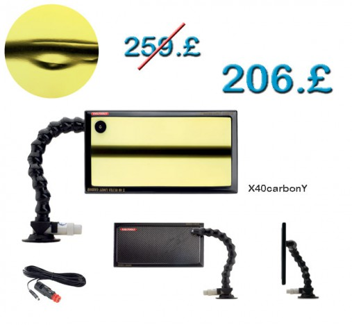 photo #2 Promo PDR Light Carbon yellow