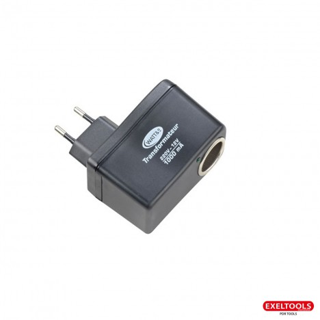 photo 220V cigarette-lighter adapter